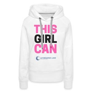 THIS GIRL CAN - Women's Premium Hoodie