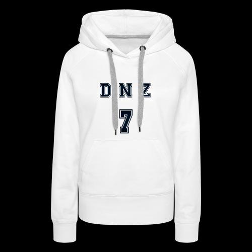 """""""DNZ"""" COLLAGE STYLE - Premiumluvtröja dam"""