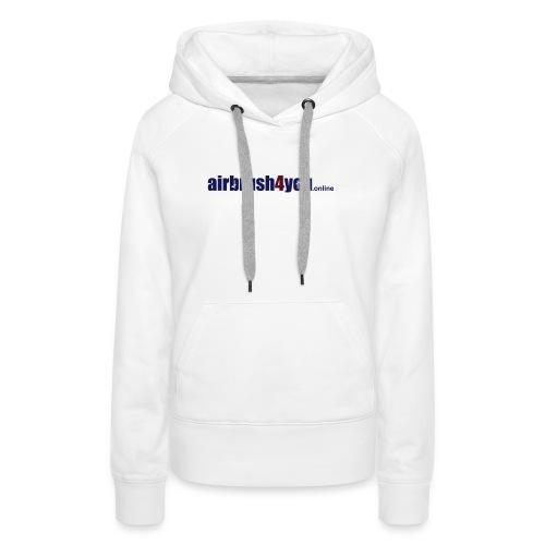 Airbrush Shop - Airbrush4You - Frauen Premium Hoodie