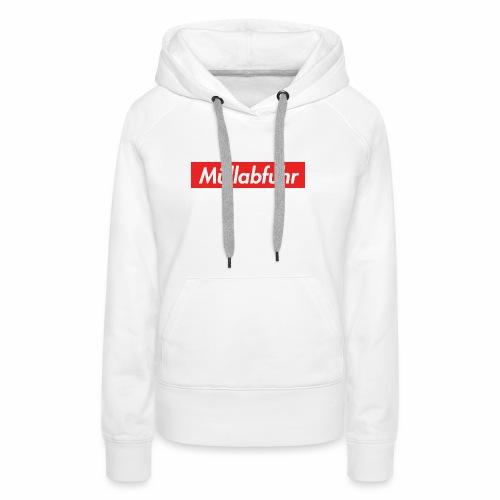 Muellabfuhr - Frauen Premium Hoodie
