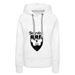 Berded BBQ Boys BLack Edition - Frauen Premium Hoodie