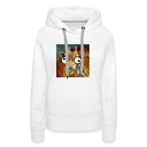 koop maar - Vrouwen Premium hoodie