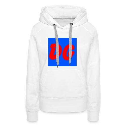 logo 2 - Vrouwen Premium hoodie