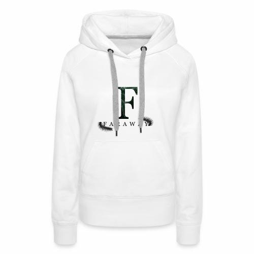 FARAWAY - Frauen Premium Hoodie