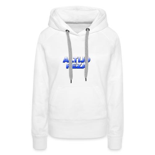 |AltijdReza teenager Short sleeve shirt 2 colors| - Vrouwen Premium hoodie