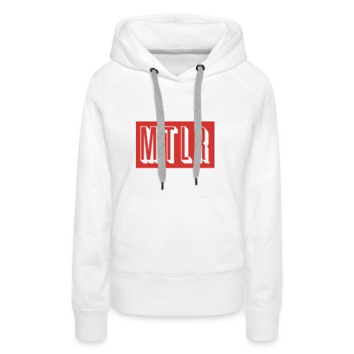 MTLR Brands - Frauen Premium Hoodie