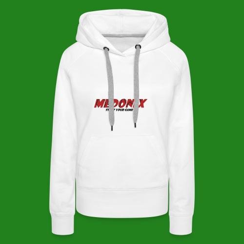 Medonix Merchendise - Women's Premium Hoodie