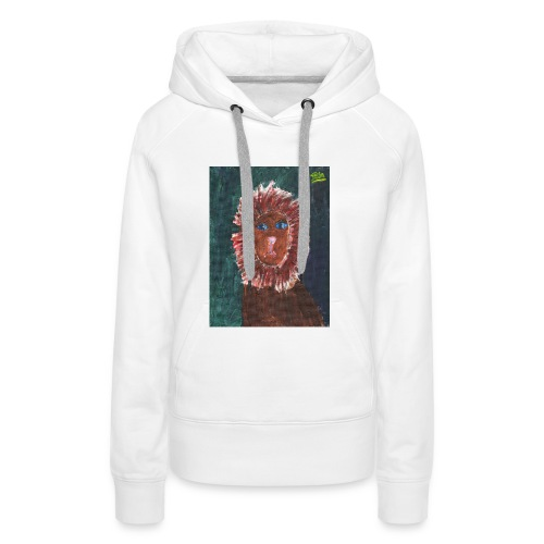Lion T-Shirt By Isla - Women's Premium Hoodie