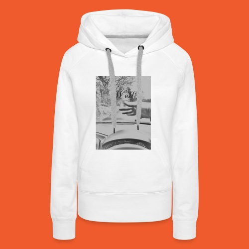 Well wave T-Shirt - Women's Premium Hoodie