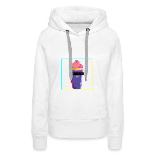 Sad juice - Women's Premium Hoodie
