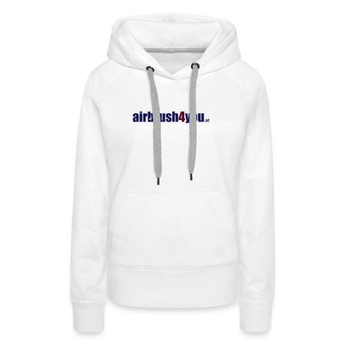 Airbrush Fashion Österreich - Frauen Premium Hoodie