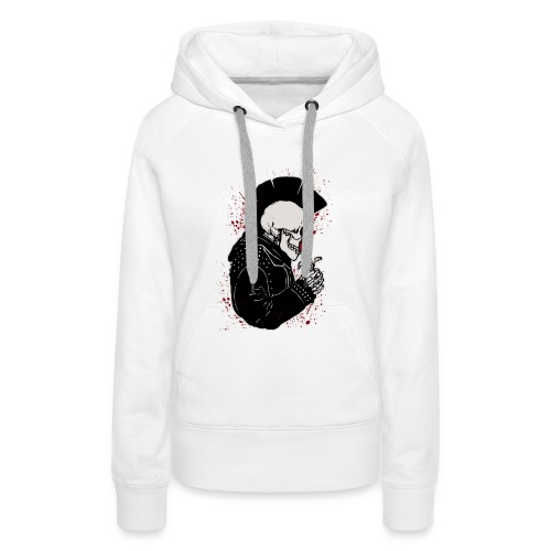 Punk in Love T-shirt - Vrouwen Premium hoodie