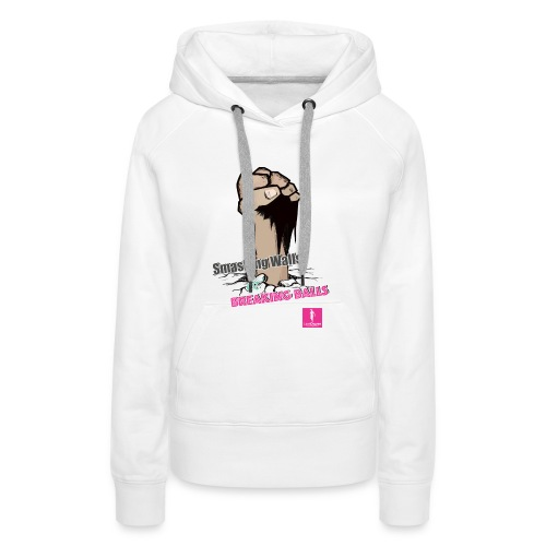 Smashing Walls & Breaking Balls - Women's Premium Hoodie