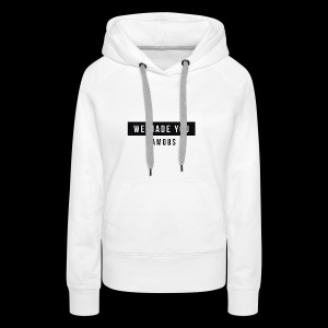 Famous Drop - Limited - Women's Premium Hoodie