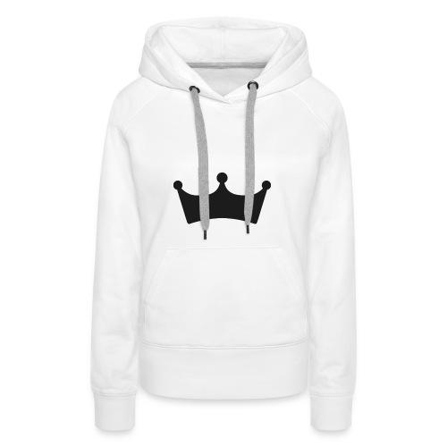 JewelFC Kroon - Vrouwen Premium hoodie