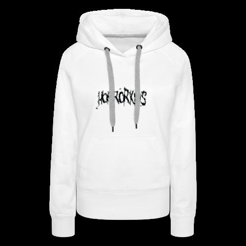 HorrorkidsDesing (Gross) - Frauen Premium Hoodie