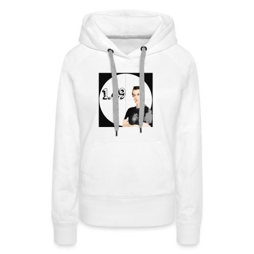 Bodyy 1.49 - Sweat-shirt à capuche Premium pour femmes