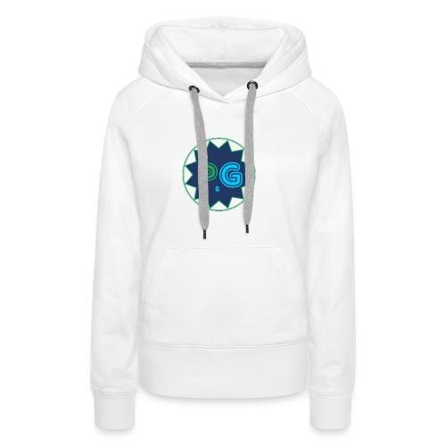 Pien En Gien Logo - Vrouwen Premium hoodie