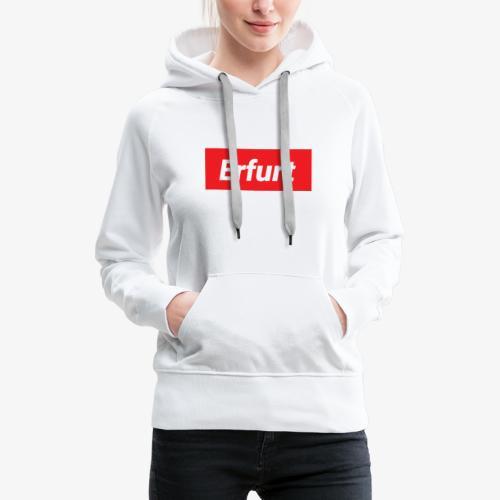 Erfurt - Frauen Premium Hoodie