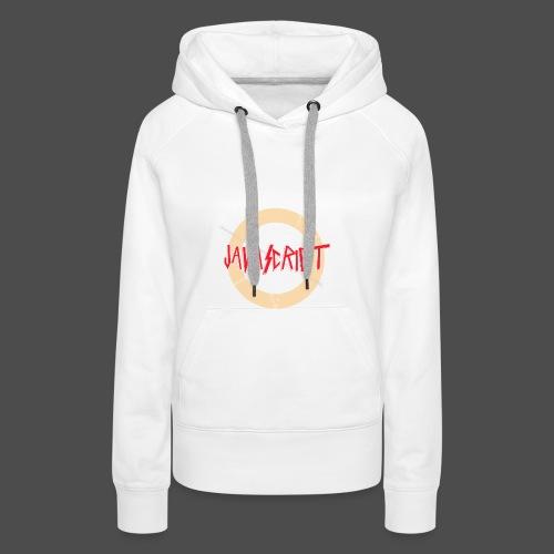 Javascript metal t-shirt - Vrouwen Premium hoodie