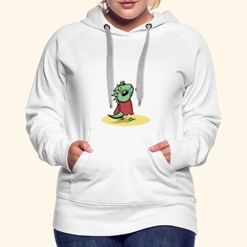 Dragin Needs Help - Vrouwen Premium hoodie