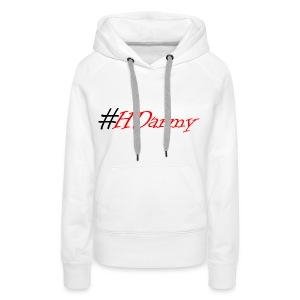 #Hd army for Fabio__HD and the HD army - Frauen Premium Hoodie