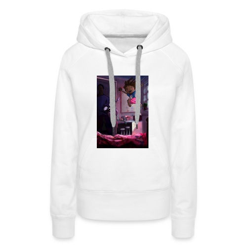 The Cookie Thief - Women's Premium Hoodie