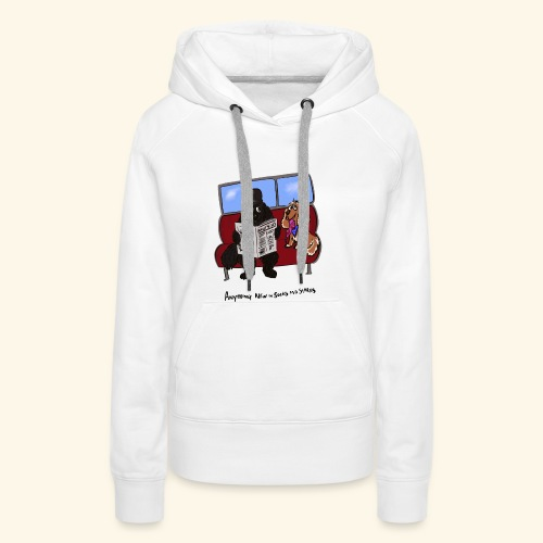 Socks and shares - Women's Premium Hoodie