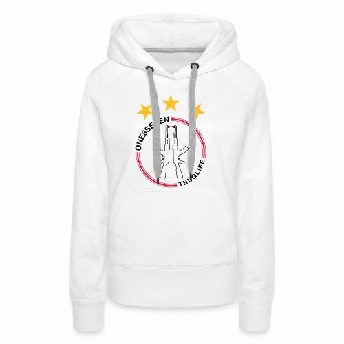 187 JAXIE AMSTERDAM - Vrouwen Premium hoodie