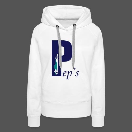 Pep's - Sweat-shirt à capuche Premium pour femmes