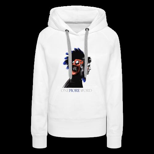 Effectus Pavonis - Frauen Premium Hoodie
