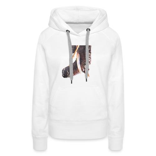 Olifantenslurf - Vrouwen Premium hoodie