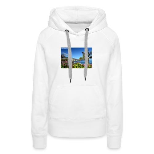 Playa Jardin - Frauen Premium Hoodie