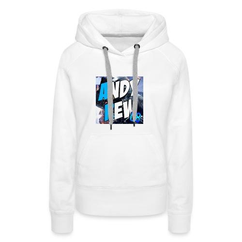 AndyRew08 icono - Women's Premium Hoodie