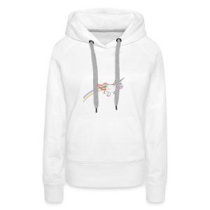Branding EinhornGang - Frauen Premium Hoodie