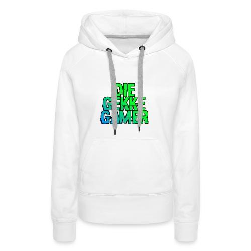 DieGekkeGamer. - Vrouwen Premium hoodie