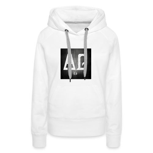 AGLOGO20-png - Vrouwen Premium hoodie
