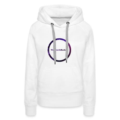 TheBearIsBack31 vrouw - Vrouwen Premium hoodie