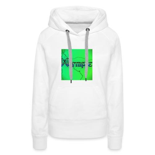 wormpje - Vrouwen Premium hoodie