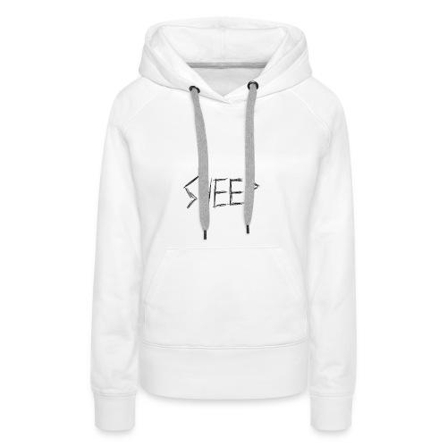 sheep. - Women's Premium Hoodie