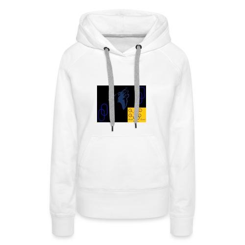 Wolf Logo - Frauen Premium Hoodie