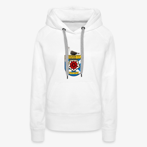 Montrose FC Supporters Club Seagull - Women's Premium Hoodie