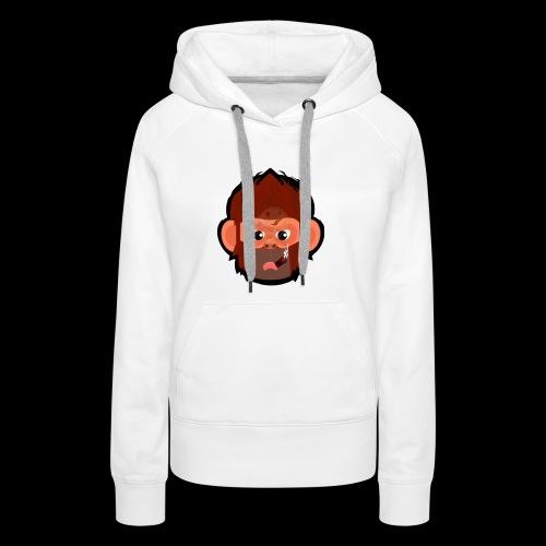 PoGo Mask t-shirt - Dame Premium hættetrøje