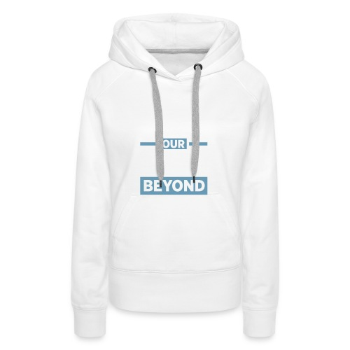 Once we accept our limits - Women's Premium Hoodie
