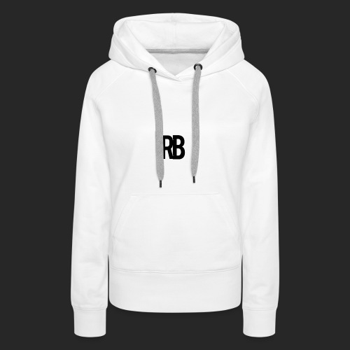 RB Cover - Dame Premium hættetrøje