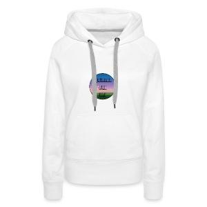 Squirrel And Uni Muismat - Vrouwen Premium hoodie