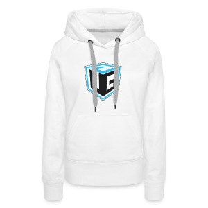 Ultimate Gaming Community Cube - Frauen Premium Hoodie