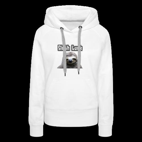 Sloth Luck - Women's Premium Hoodie