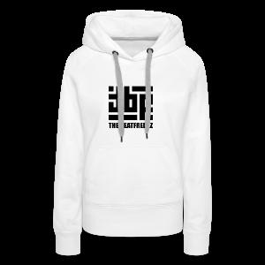the beatfreekz logo 3 black - Frauen Premium Hoodie