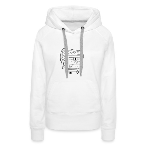 Treasure Trove of Love - Frauen Premium Hoodie